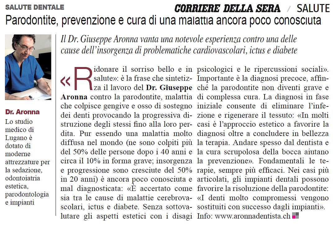 Dr. Giuseppe Aronna