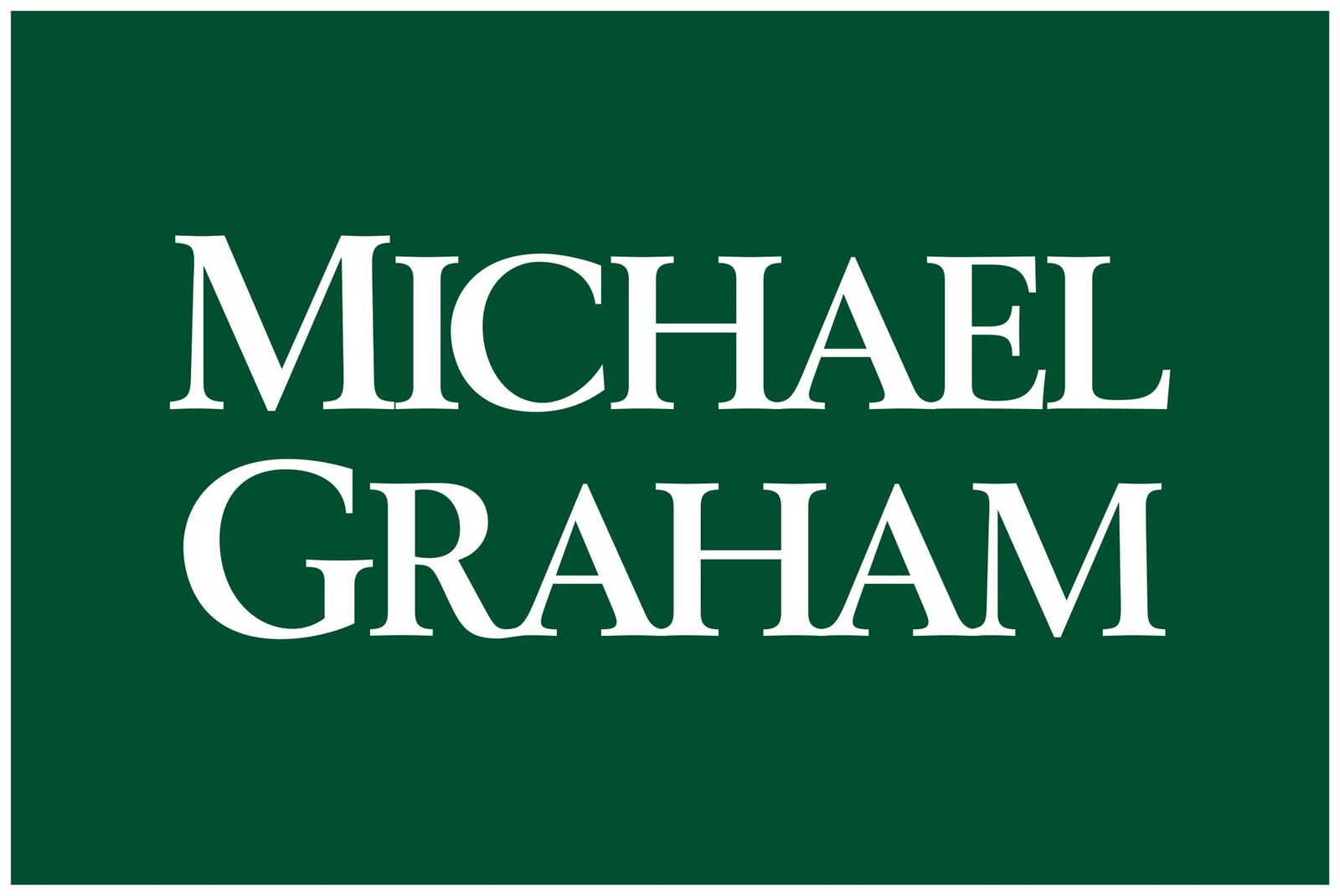 Michael Graham Newport Pagnell