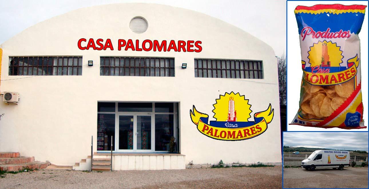 Casa Palomares