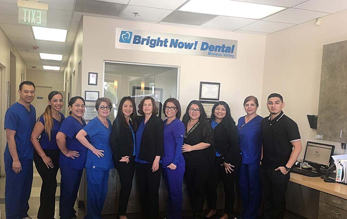 Bright Now! Dental - Moreno Valley, CA