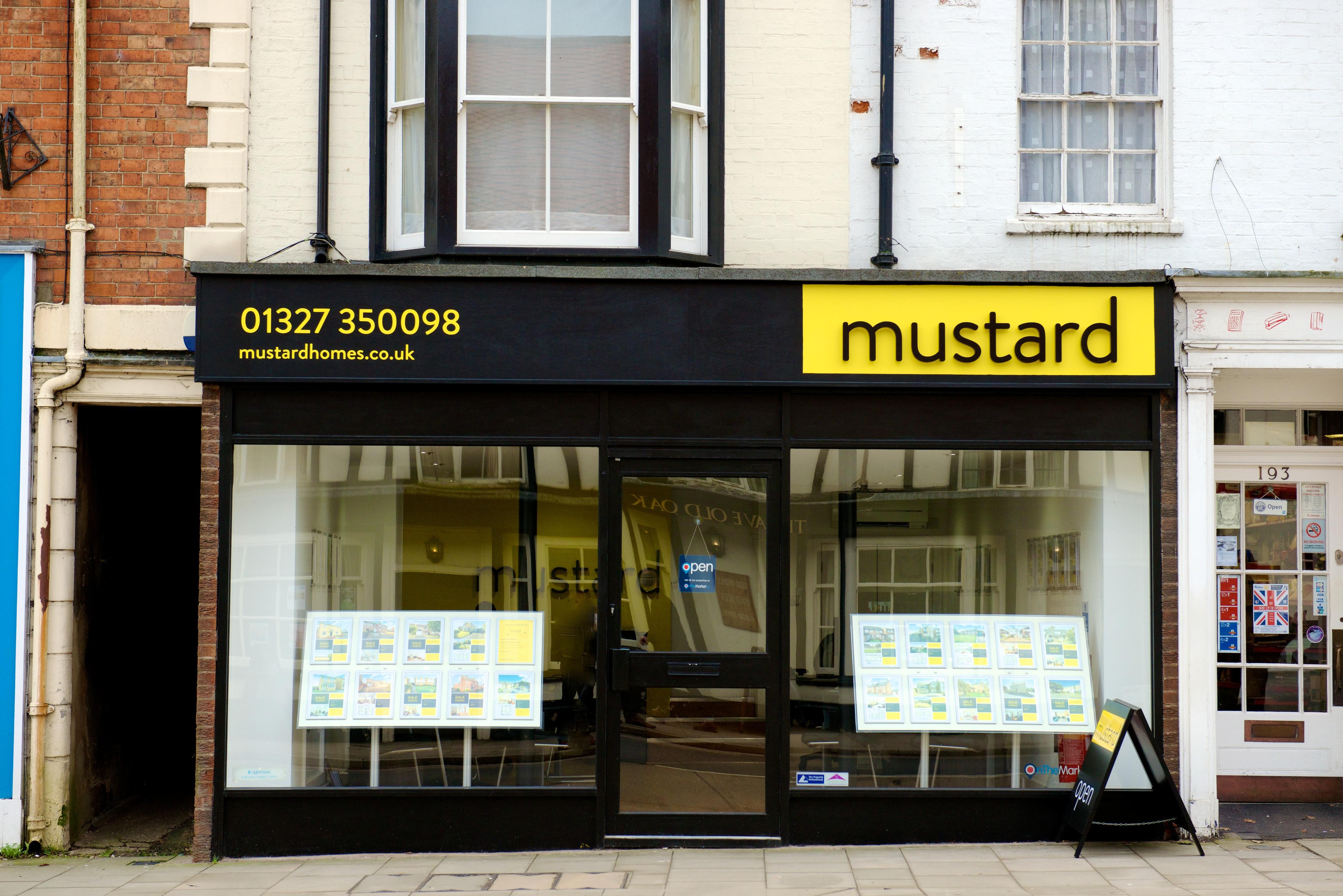 Mustard Towcester - Towcester, Northamptonshire NN12 6BX - 01327 350098 | ShowMeLocal.com