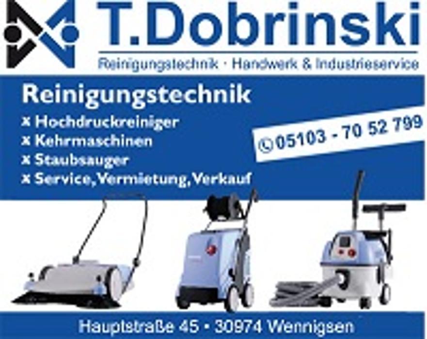 Bild zu T. Dobrinski Handwerk & Industrieservice in Wennigsen Deister