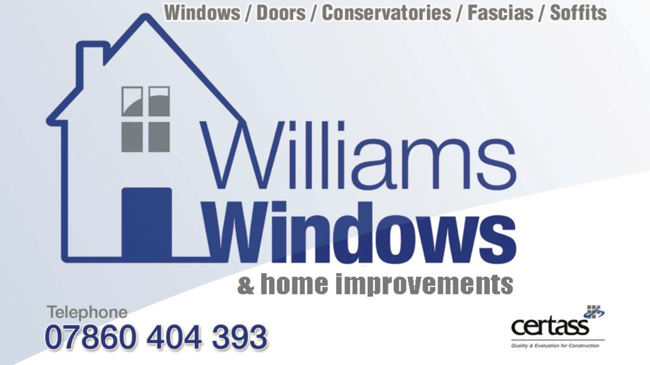 Williams Windows - Bognor Regis, West Sussex PO22 9HN - 07860 404393 | ShowMeLocal.com