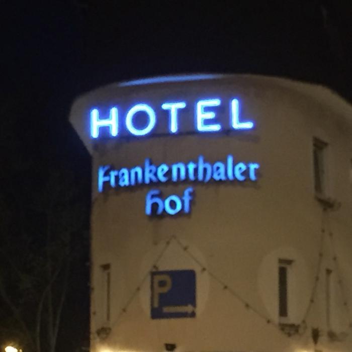 Bild zu Hotel Frankenthaler Hof in Frankenthal in der Pfalz