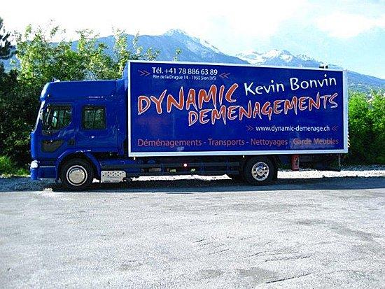 Dynamic Déménagements SA