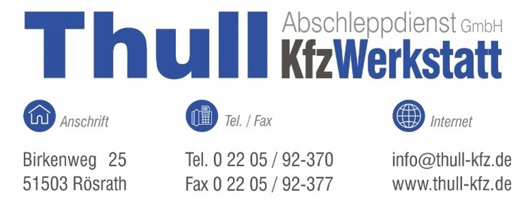 Bild zu Thull Kfz Werkstatt & Abschleppdienst Freie Kfz Werkstatt für alle Marken Renault & Dacia Spezialist in Rösrath