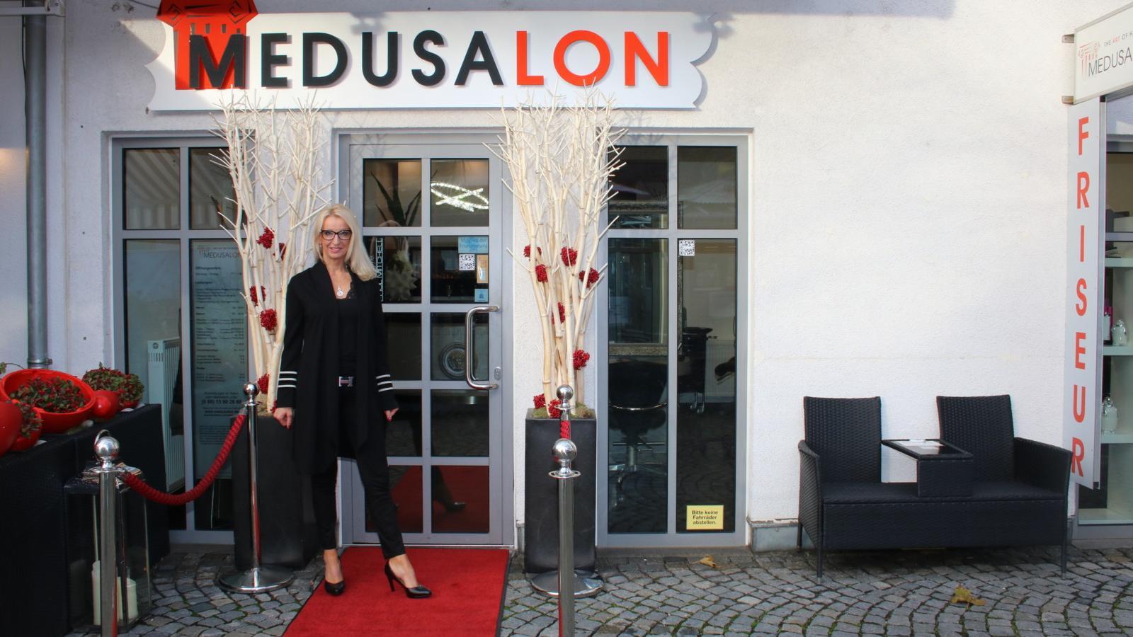 MEDUSALON - Sonja Schumann, Heiglhofstraße in München