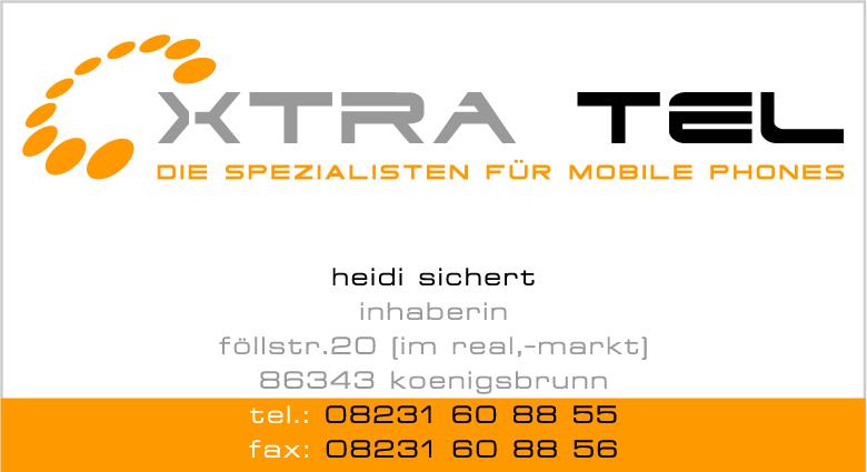Heidi Sichert Xtra Tel Handyshop