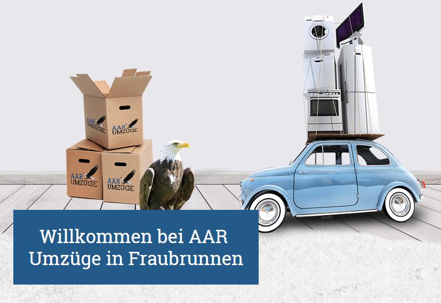 AAR-Umzüge-Transporte-Möbellager