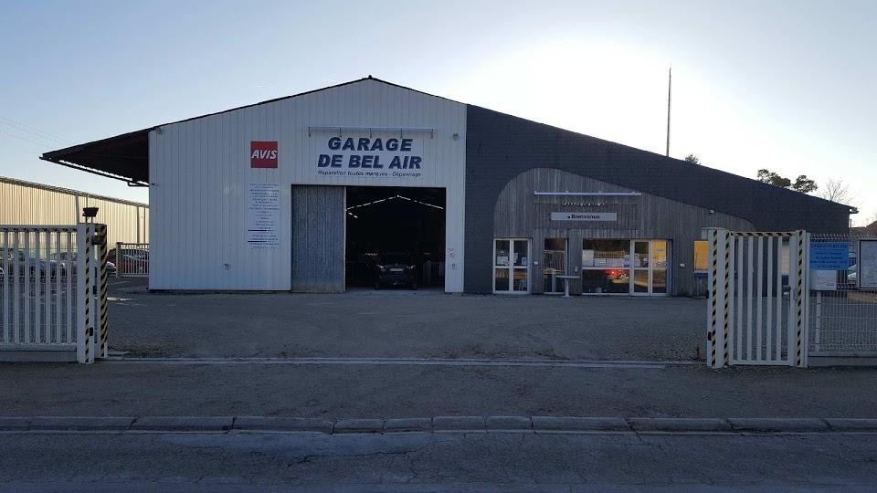GARAGE DE BEL AIR