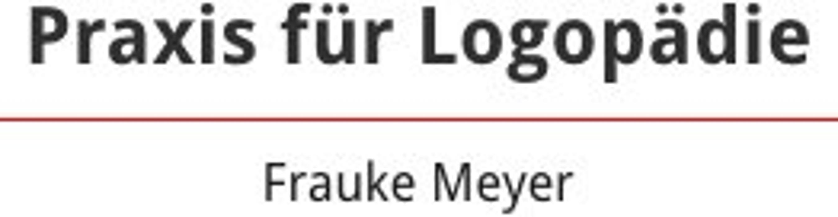 Bild zu Praxis für Logopädie Frauke Meyer in Heidelberg