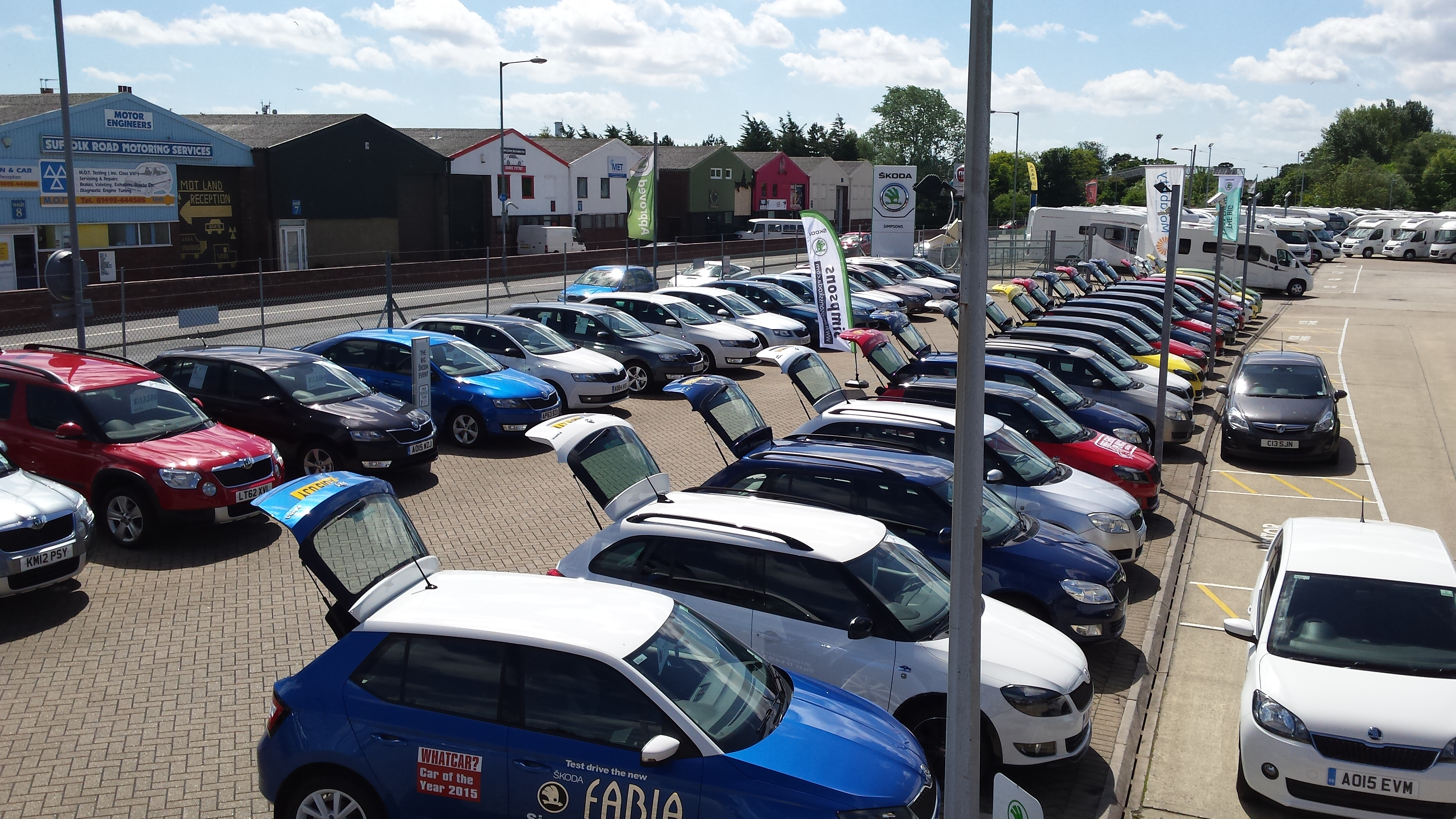 Used Car Dealers Great Yarmouth