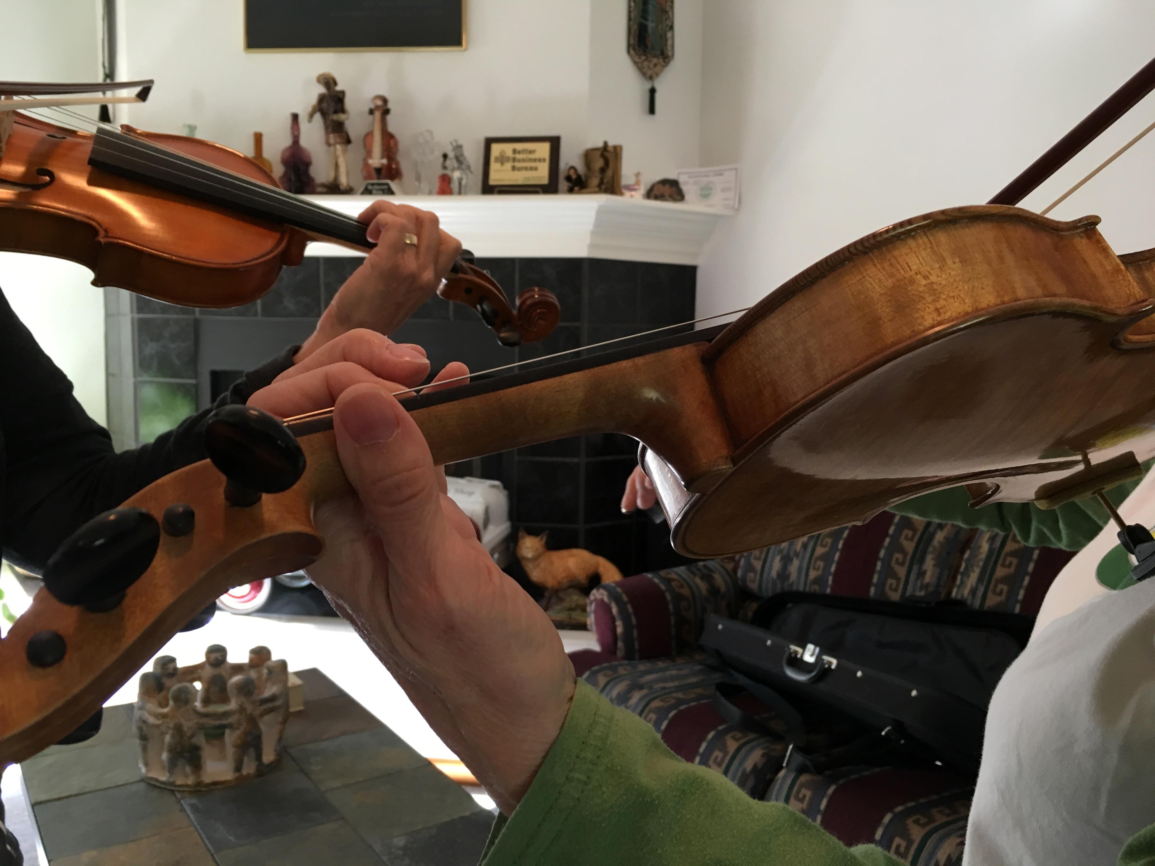 Alter's Violin Shop