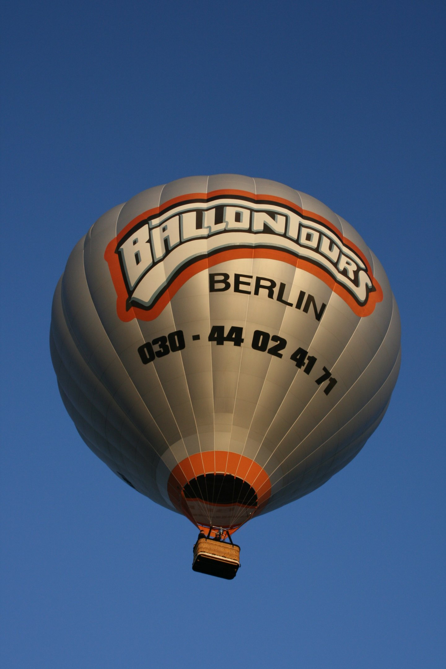 Ballon-Tours Berlin