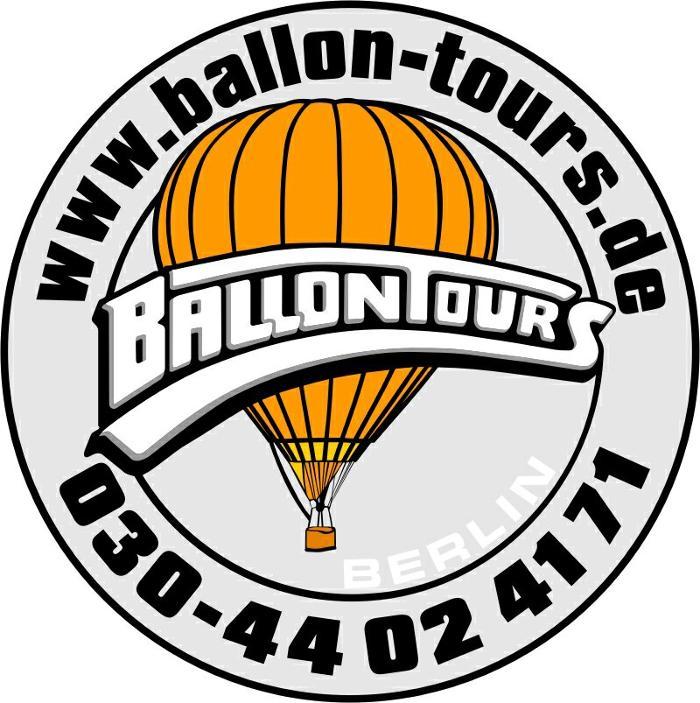 Logo von Ballon-Tours Berlin