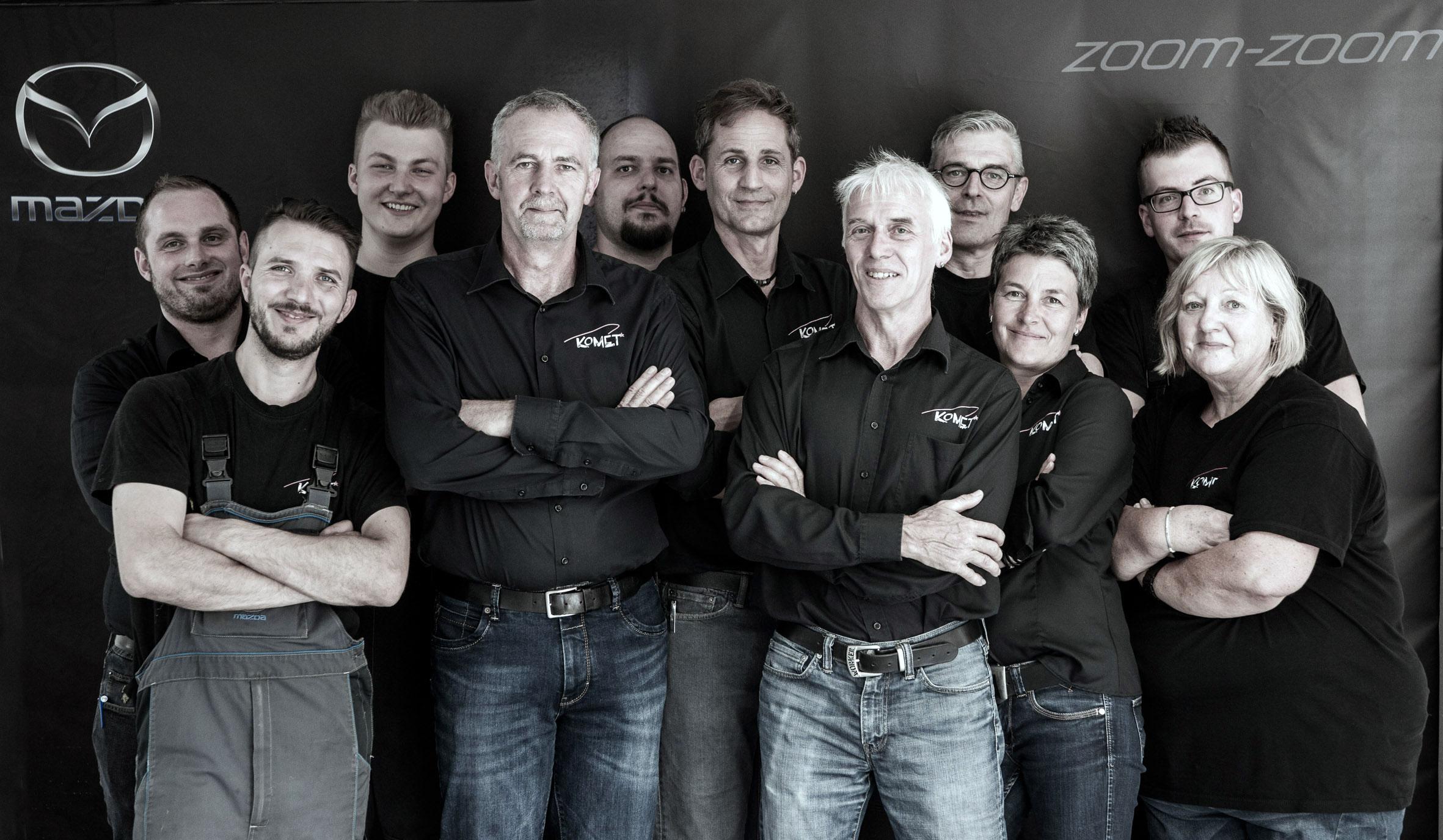 Fotos de Autohaus Komet GmbH