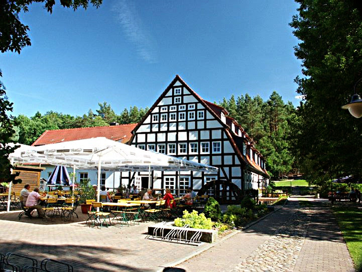 Foto de Springbach-Mühle Belzig OHG