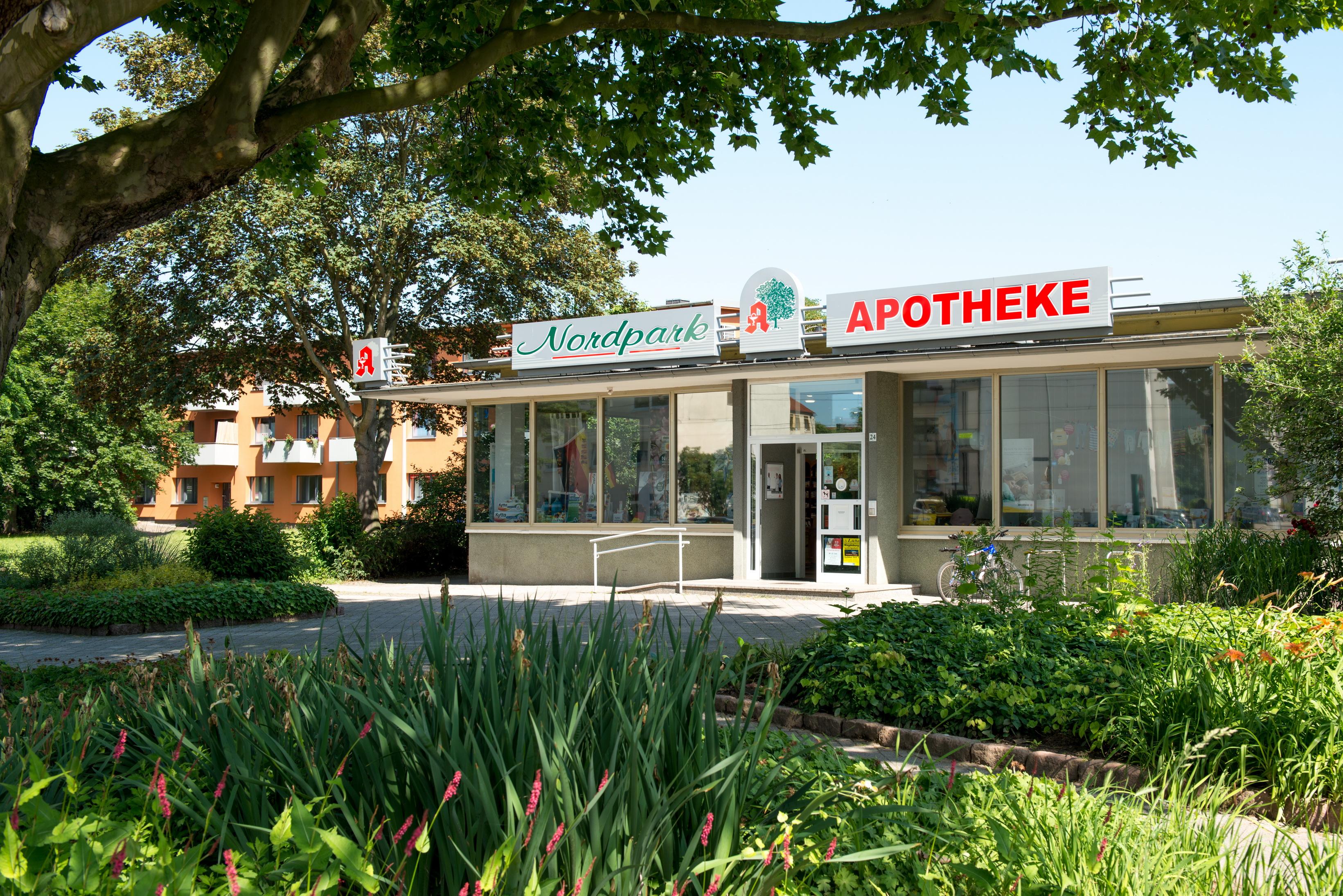 Nordpark-Apotheke Magdeburg