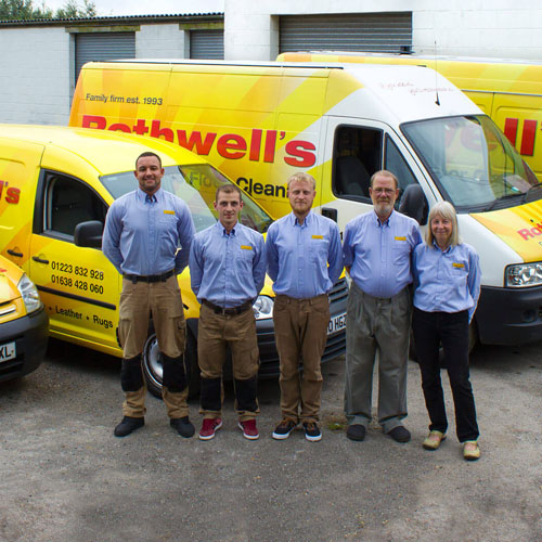 Rothwell's Cleaning Services Ltd