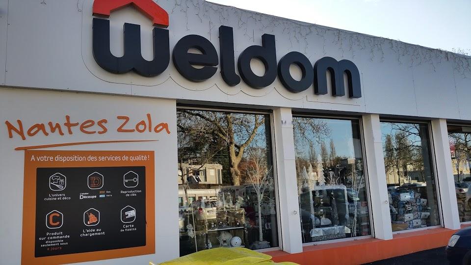 Weldom Nantes Zola