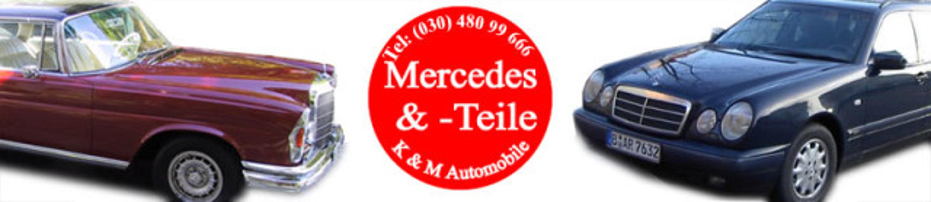 Bild zu K&M Automobile Mercedesteile in Berlin