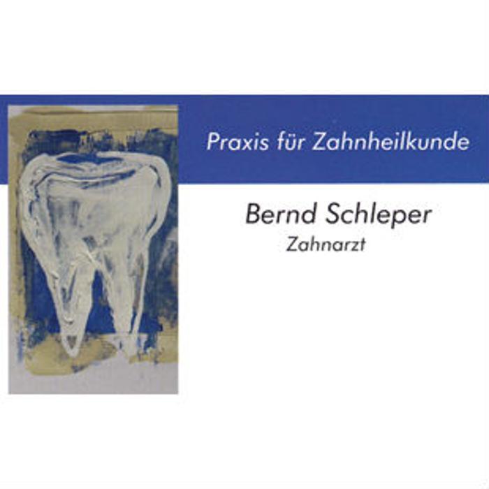 Bild zu Bernd Schleper Zahnarzt in Hannover