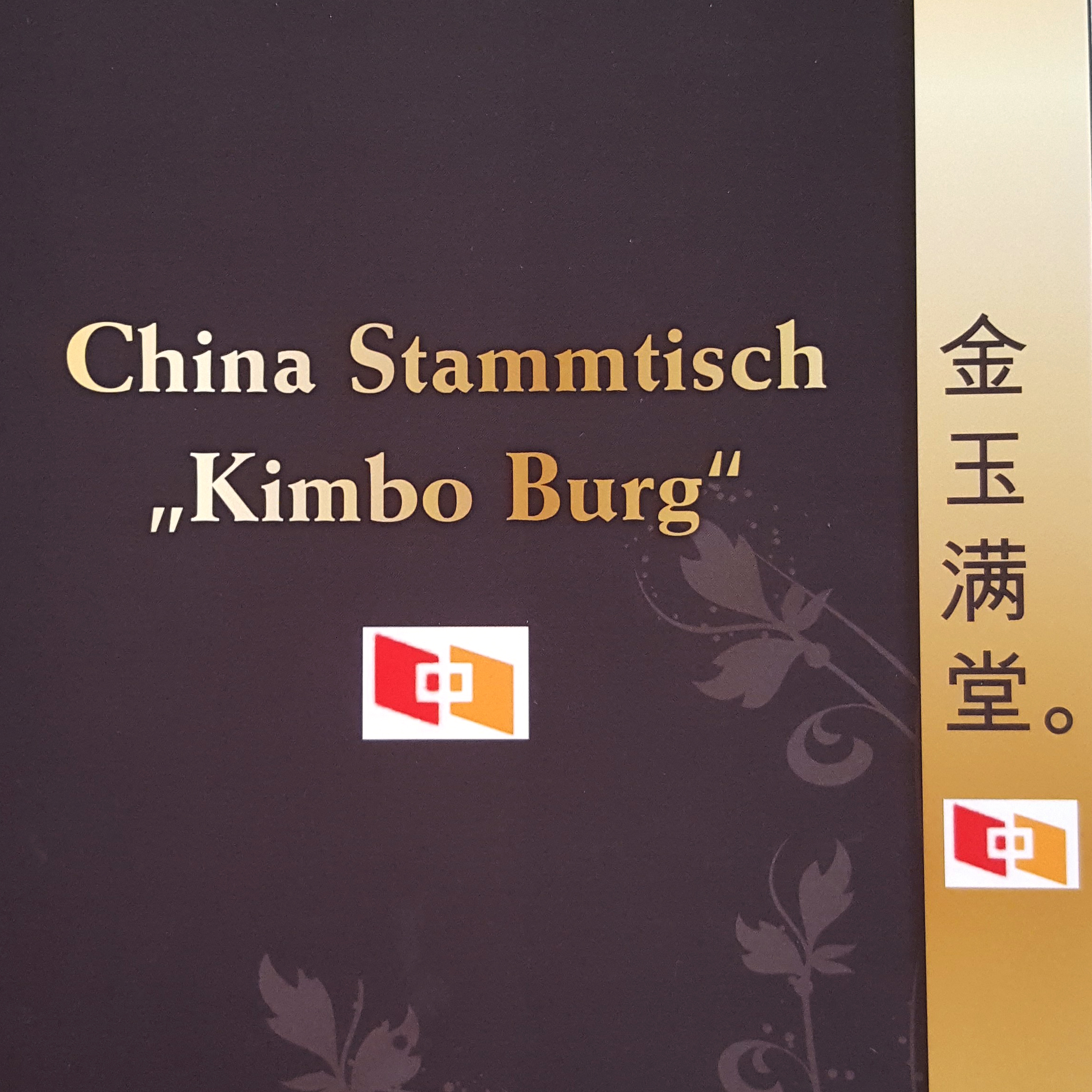 China Stammtisch Kimbo Burg Magdeburg