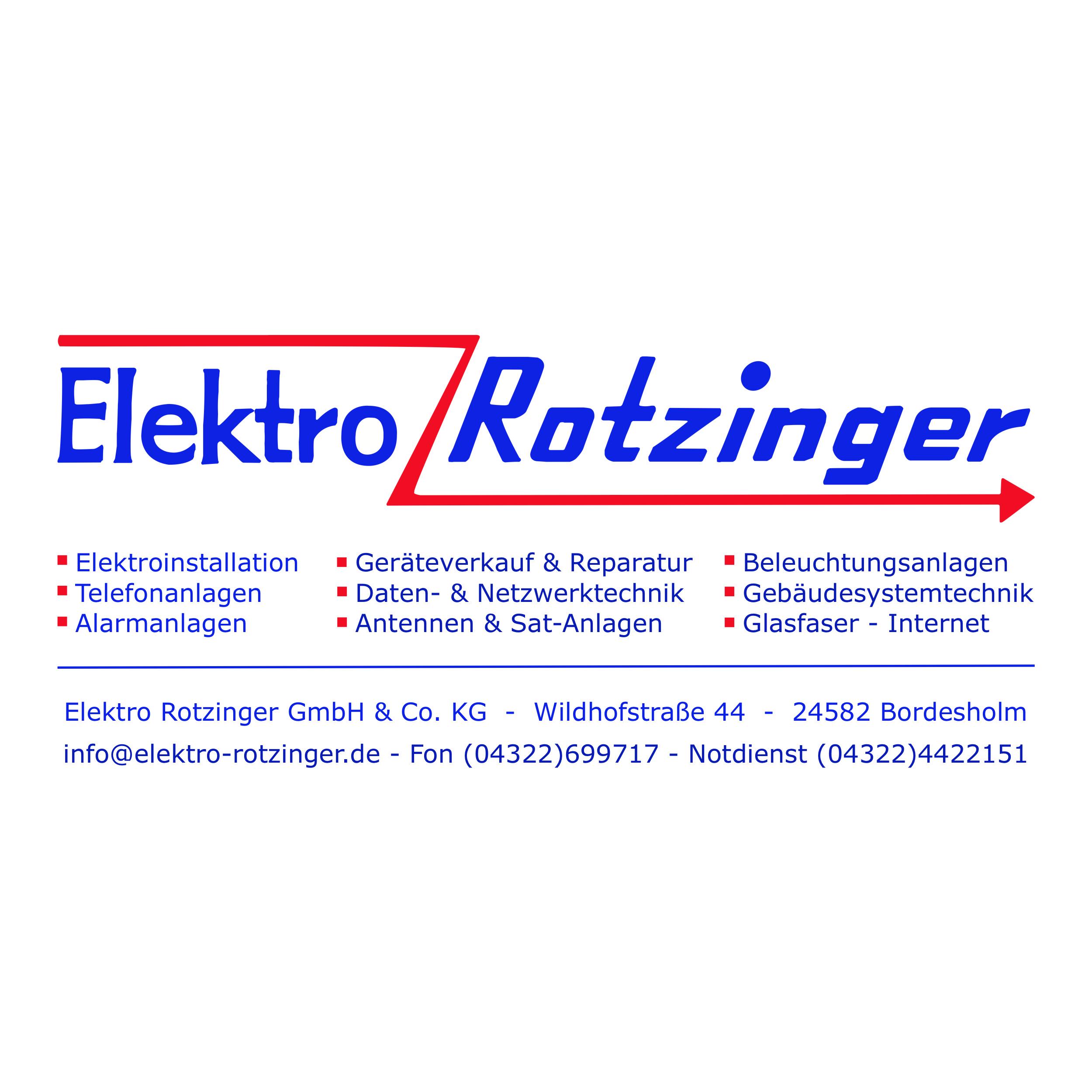 Elektro Rotzinger GmbH & Co. KG
