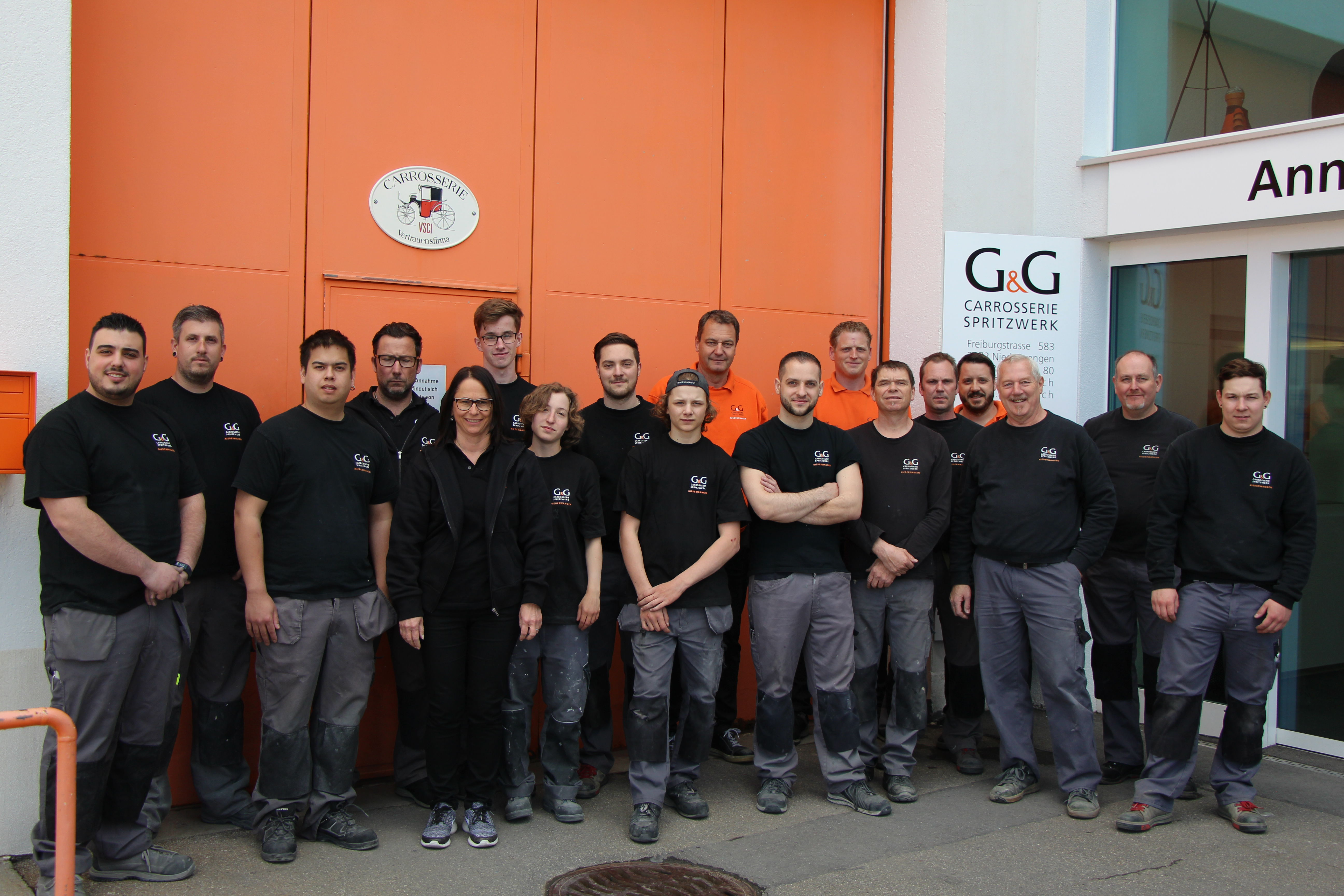 Carrosserie G&G AG