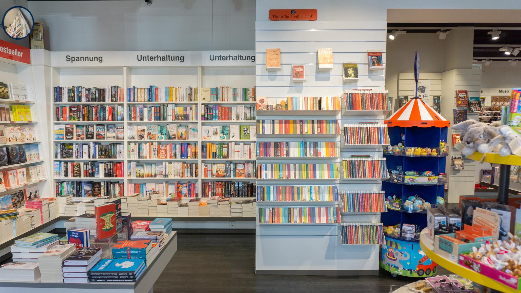 Schmitt & Hahn Buch und Presse im Bahnhof Neustadt/Weinstraße