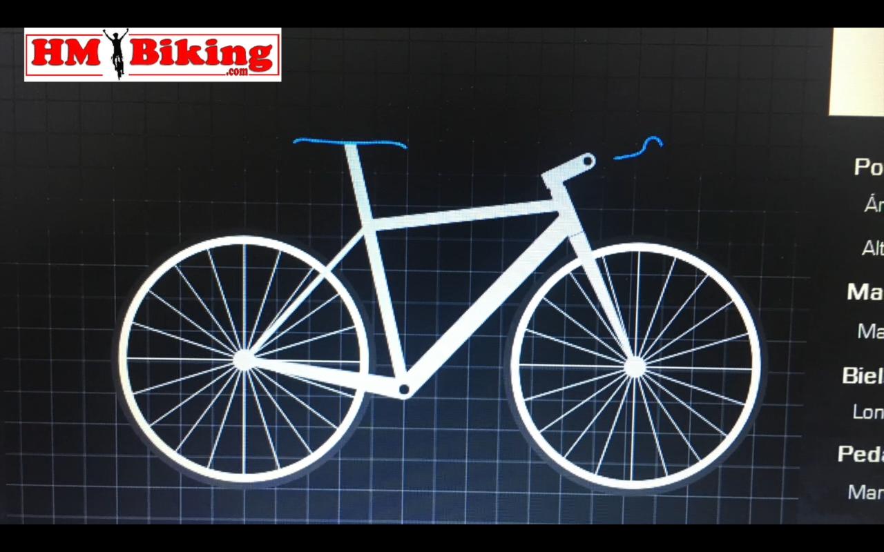 HM Biking Entrenamiento y Biomecánica del Ciclismo