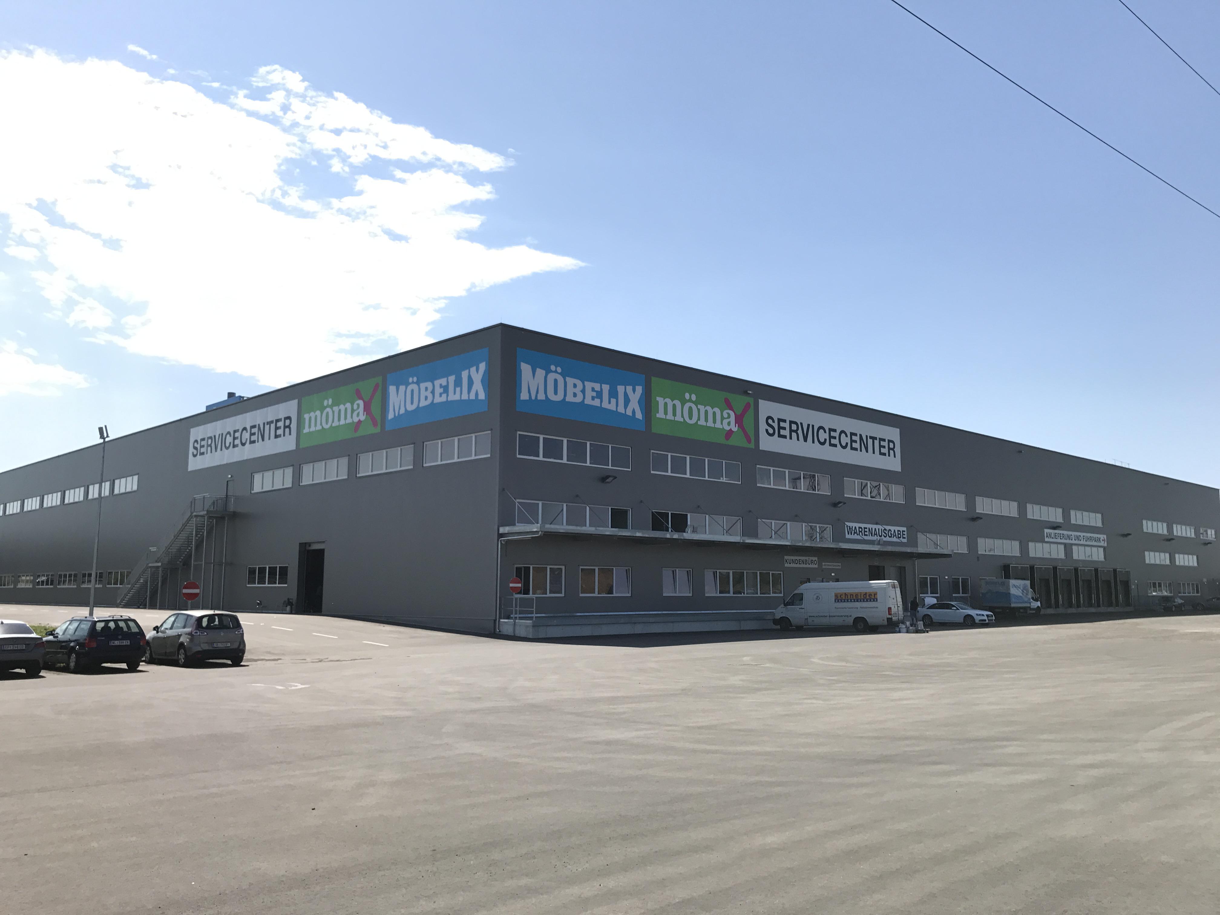 Möbelix Service-Center Wels, Voralpenstraße 7 (nur Lager)