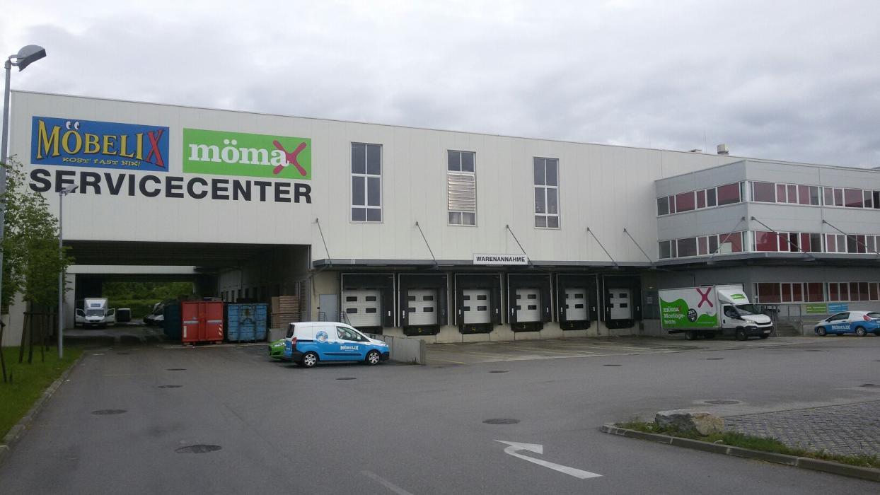 Mobelix Service Center Wien 22 Nur Lager Wien Schillingstrasse
