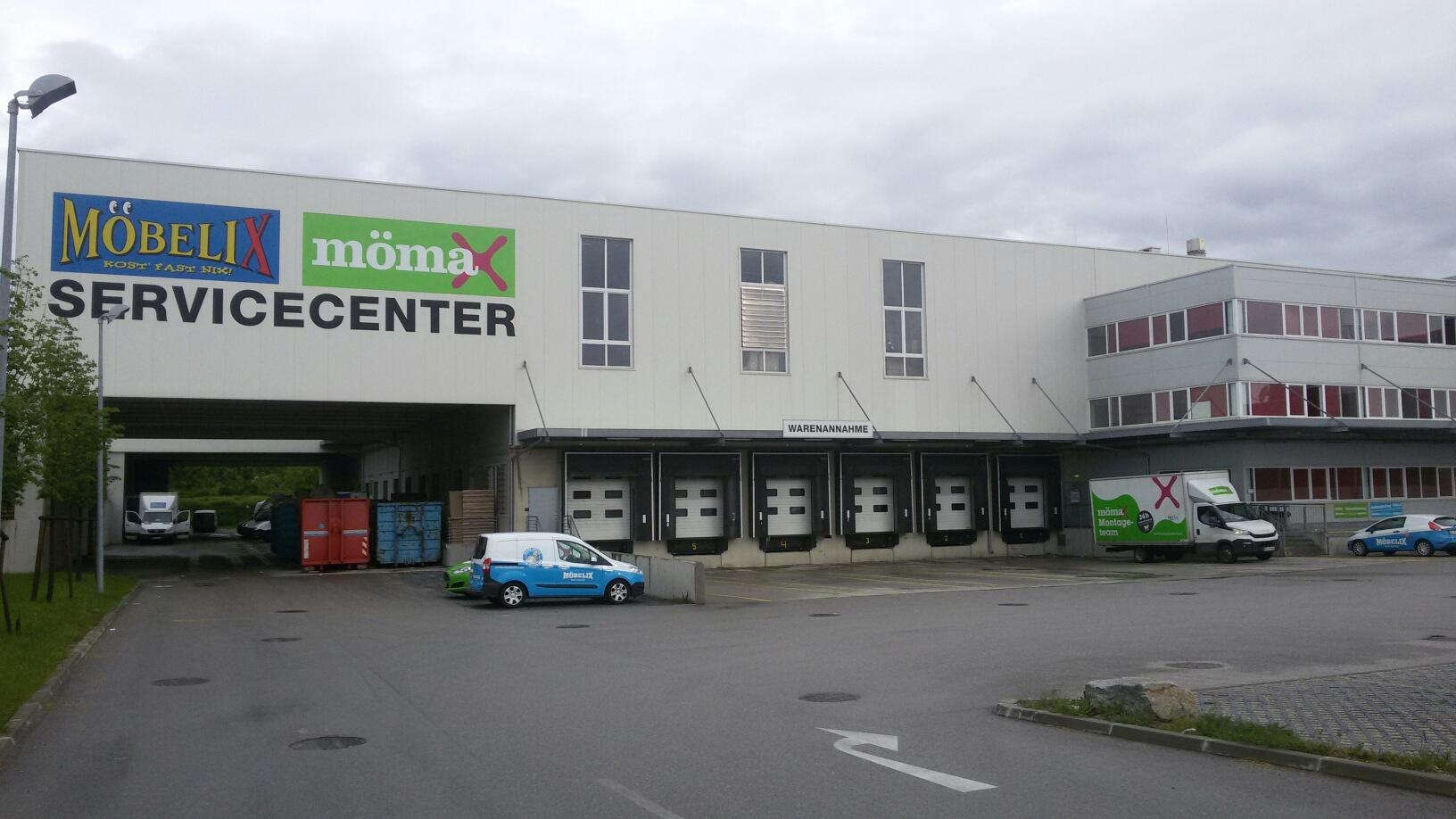 Möbelix Service-Center Wien 22 (nur Lager)