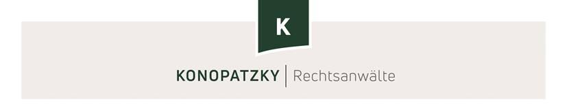 Konopatzky Fendt Klopfer Thiel Rechtsanwälte Augsburg
