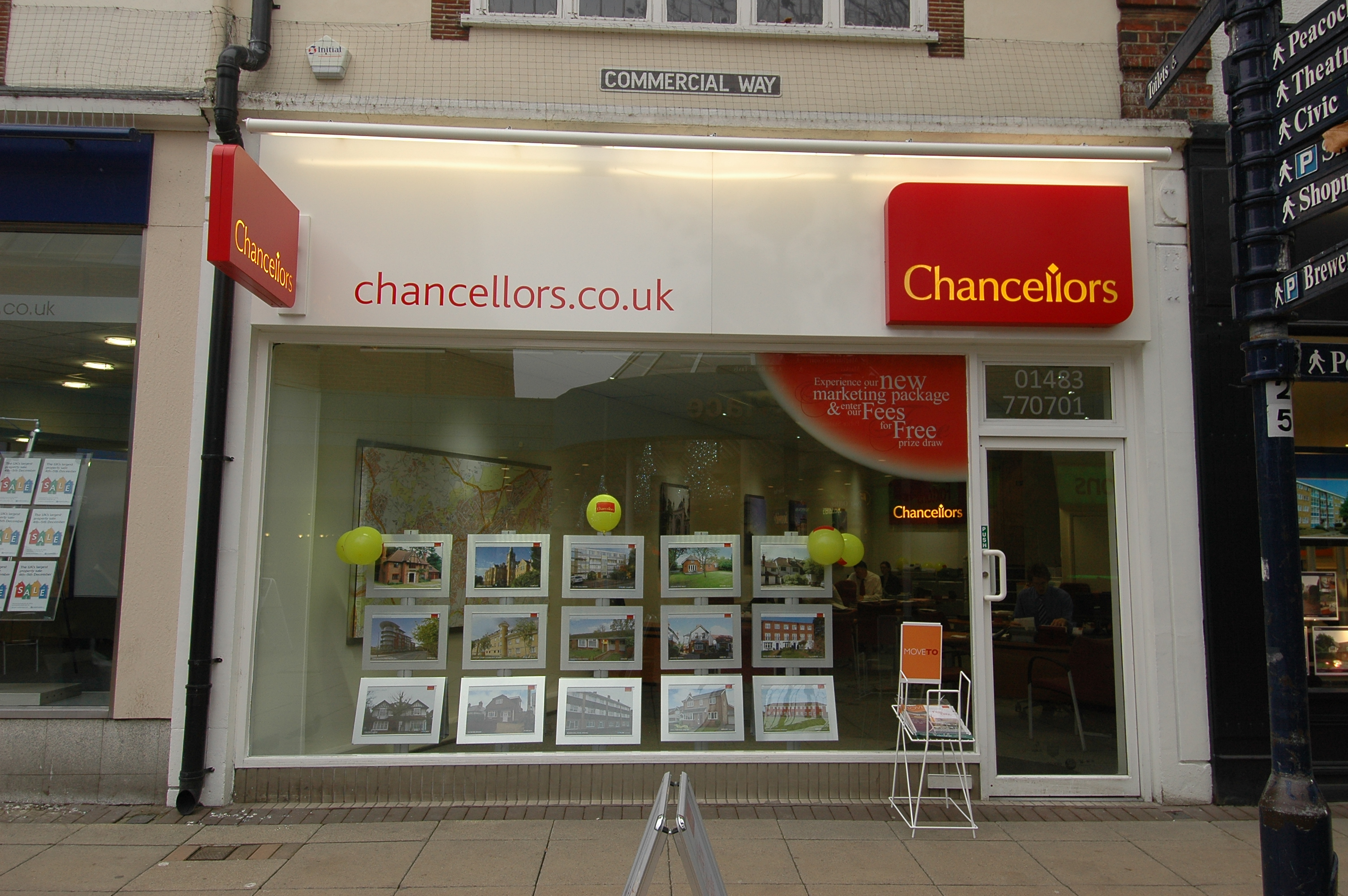 Chancellors - Woking Estate Agents - Woking, Surrey GU21 6JN - 01483 770701 | ShowMeLocal.com