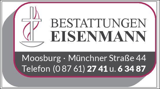 Bestattungen Eisenmann GmbH Moosburg