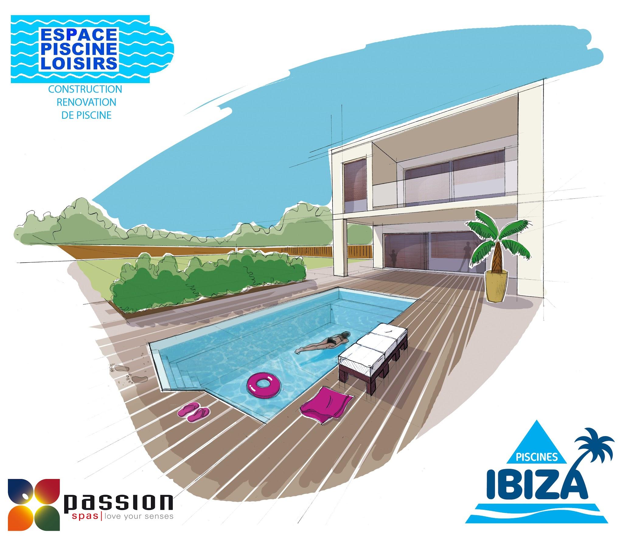 Espace piscine loisirs for Piscine passion