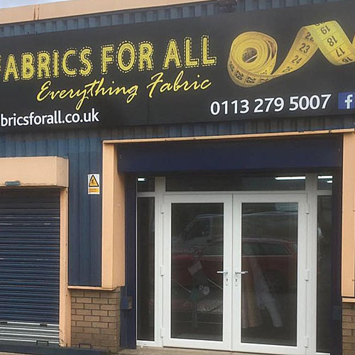 Fabrics For All - Leeds, West Yorkshire LS12 2QN - 01132 795007 | ShowMeLocal.com