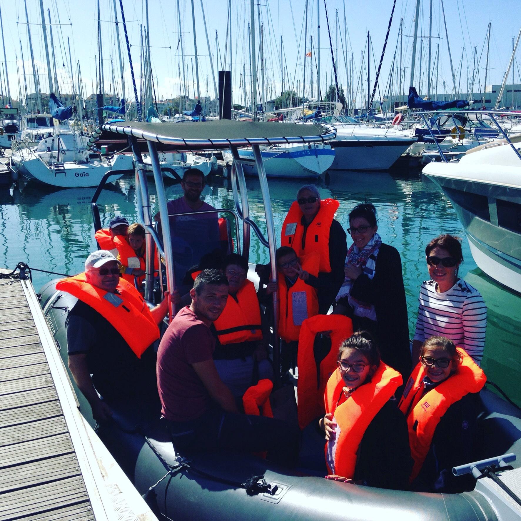 Location Bateaux et Jet Ski La Rochelle