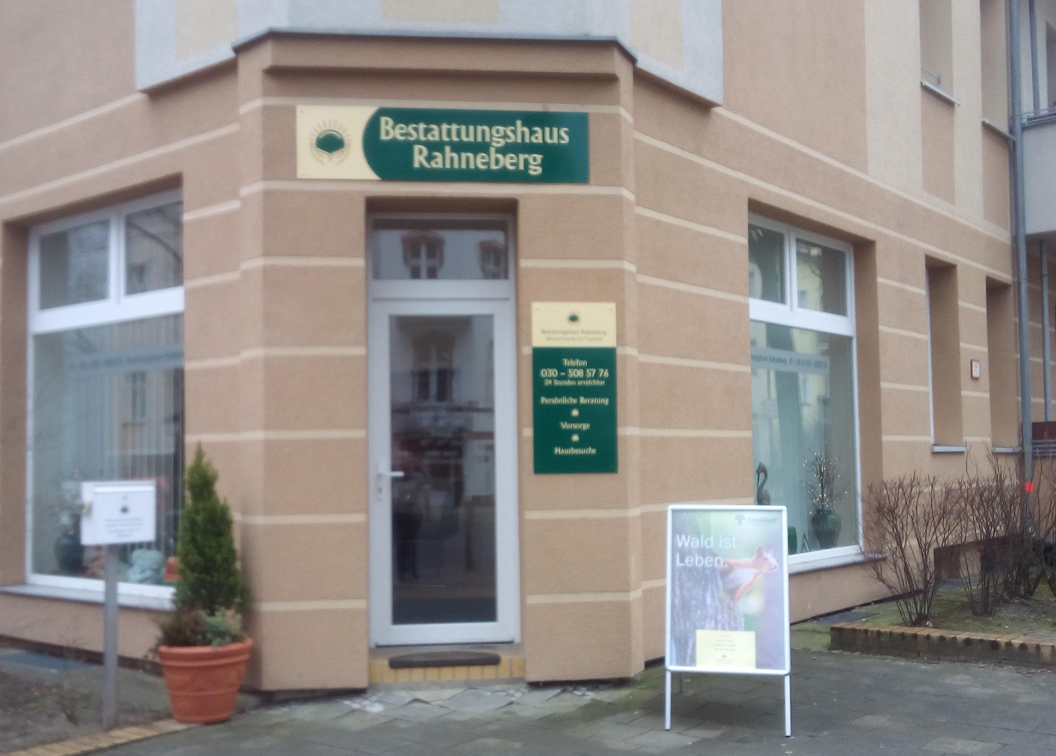 Bestattungshaus Rahneberg