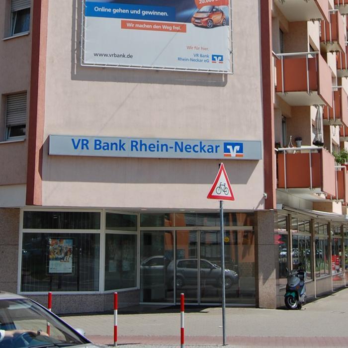 Bild der VR Bank Rhein-Neckar eG - Geldautomat Neckarstadt