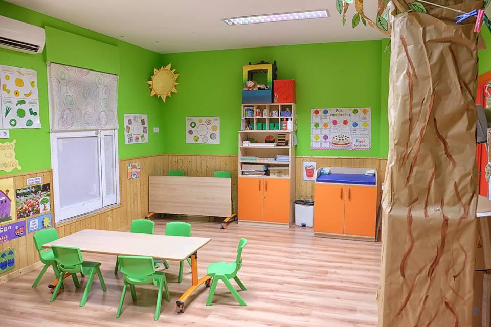 Centro de Educación Infantil Bilingüe Gente Menuda