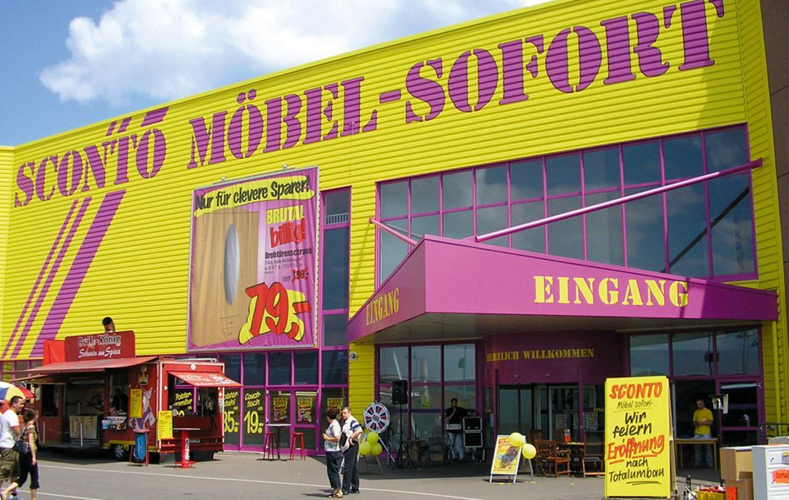 Sconto Sb Der Möbelmarkt Gmbh Dresden Nickern Dresden Dohnaer