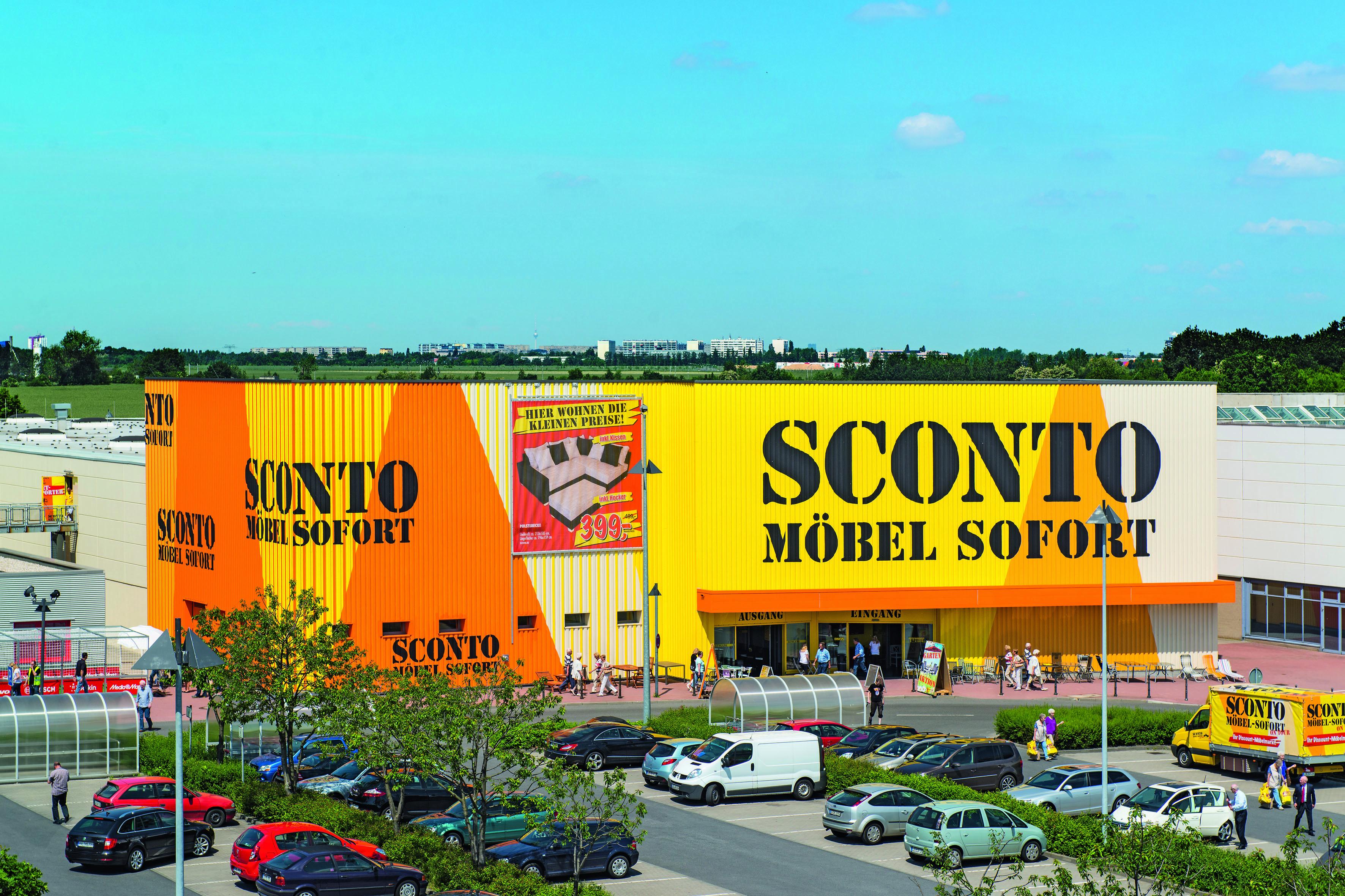 Sconto SB Der Möbelmarkt GmbH - Berlin Waltersdorf / Schönefeld in ...