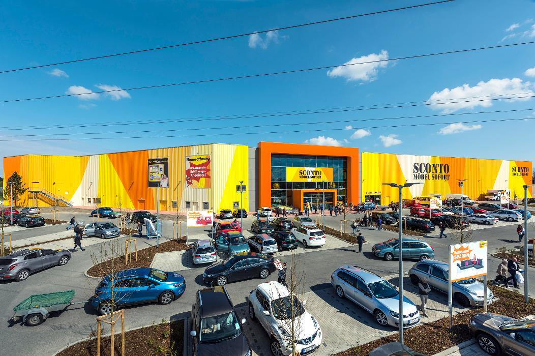Sconto Sb Der Möbelmarkt Gmbh Stralsund Lüssow Am Langendorfer