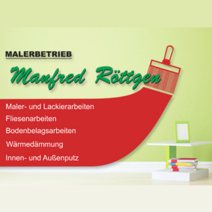 Bild zu Manfred Röttgen Malerbetrieb in Lindlar