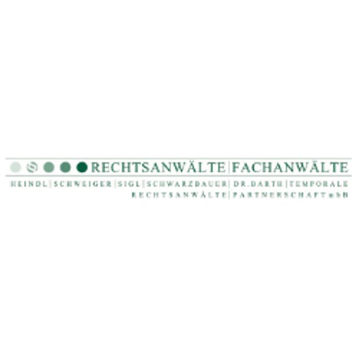 Bild zu Heindl, Schweiger, Sigl, Schwarzbauer, Dr. Barth und Temporale Rechtsanwälte PartGmbB in Landshut