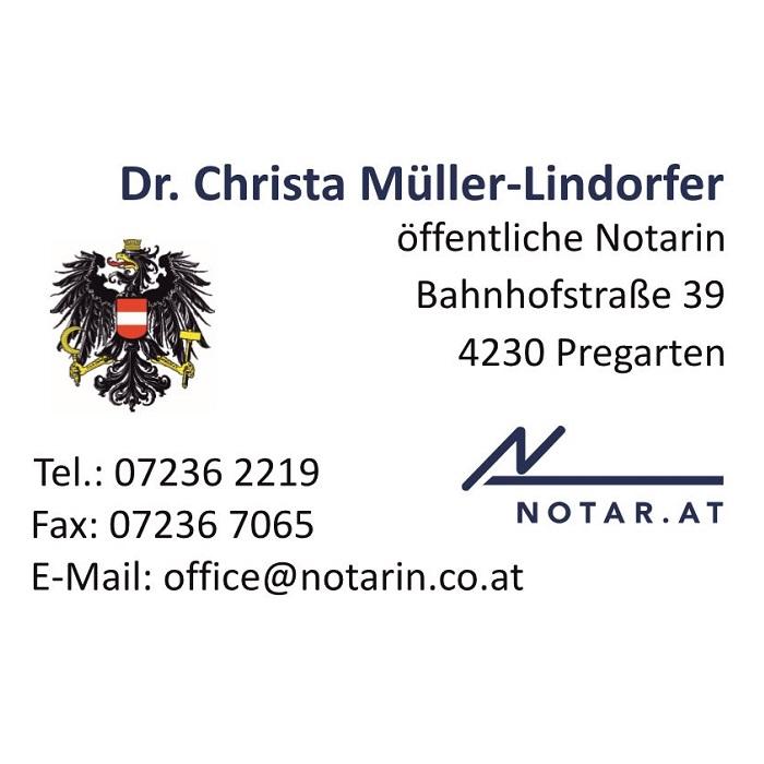 Dr. Müller-Lindorfer - Öffentliche Notarin