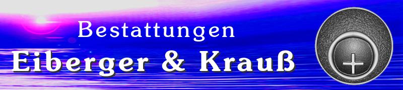 Bestattungen Eiberger & Krauß GmbH Logo
